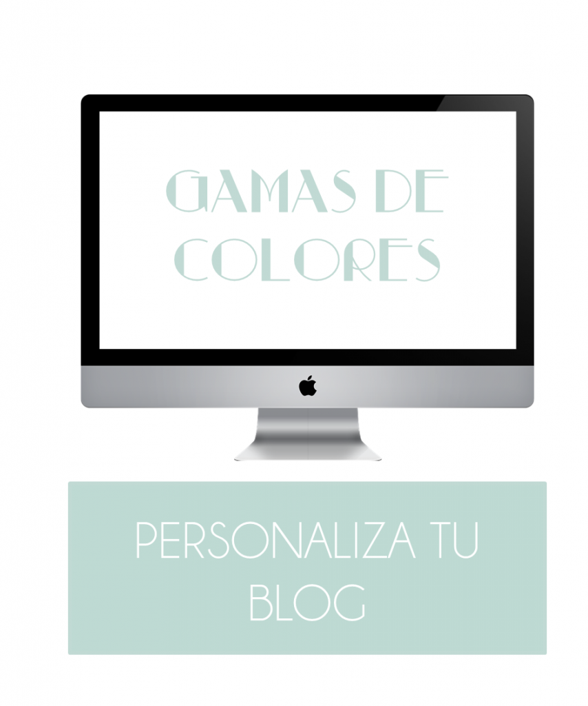 Diseño de blogs IV: Gamas de colores