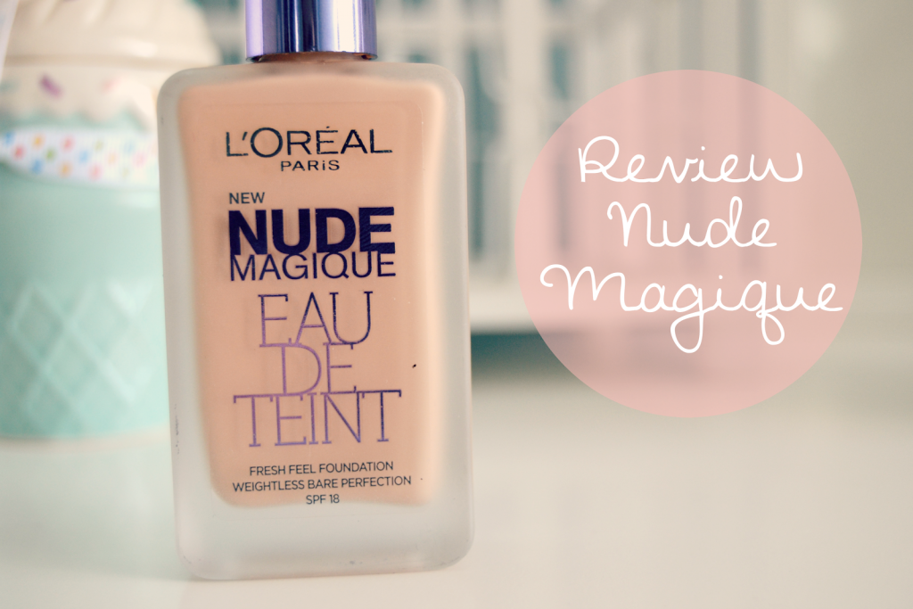 Loreal Nude Magique Eau de Teint