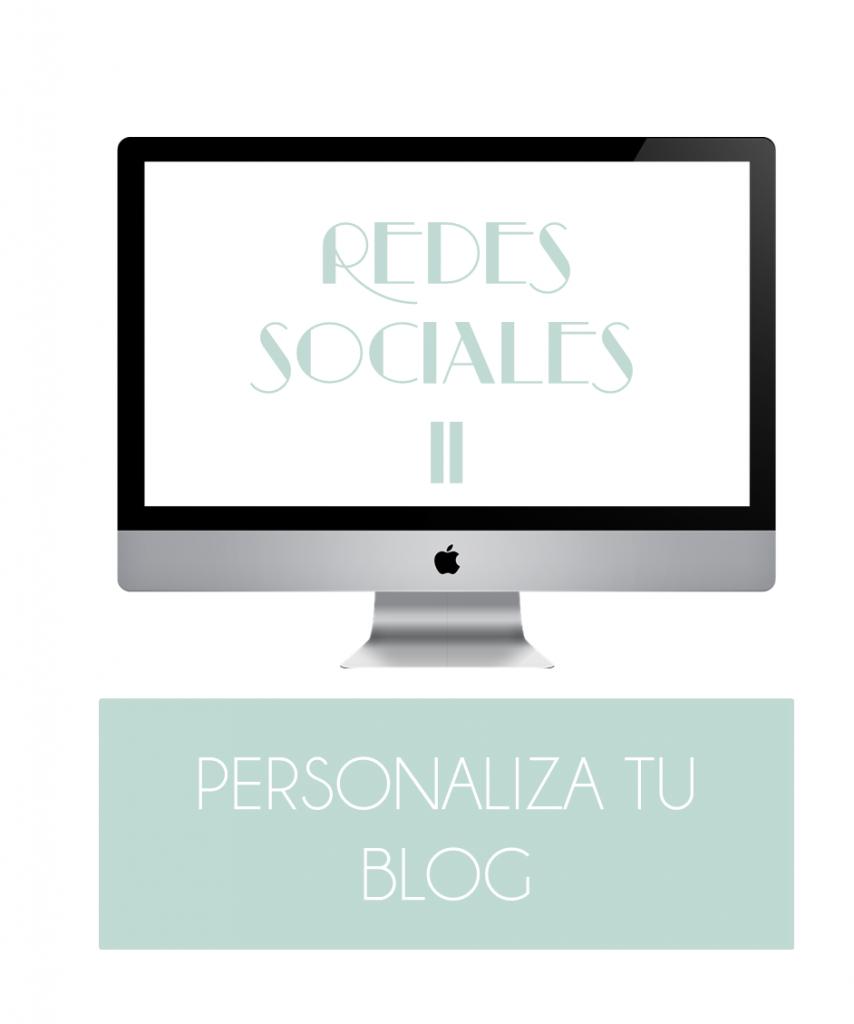 Diseño de blogs VI: Redes Sociales II