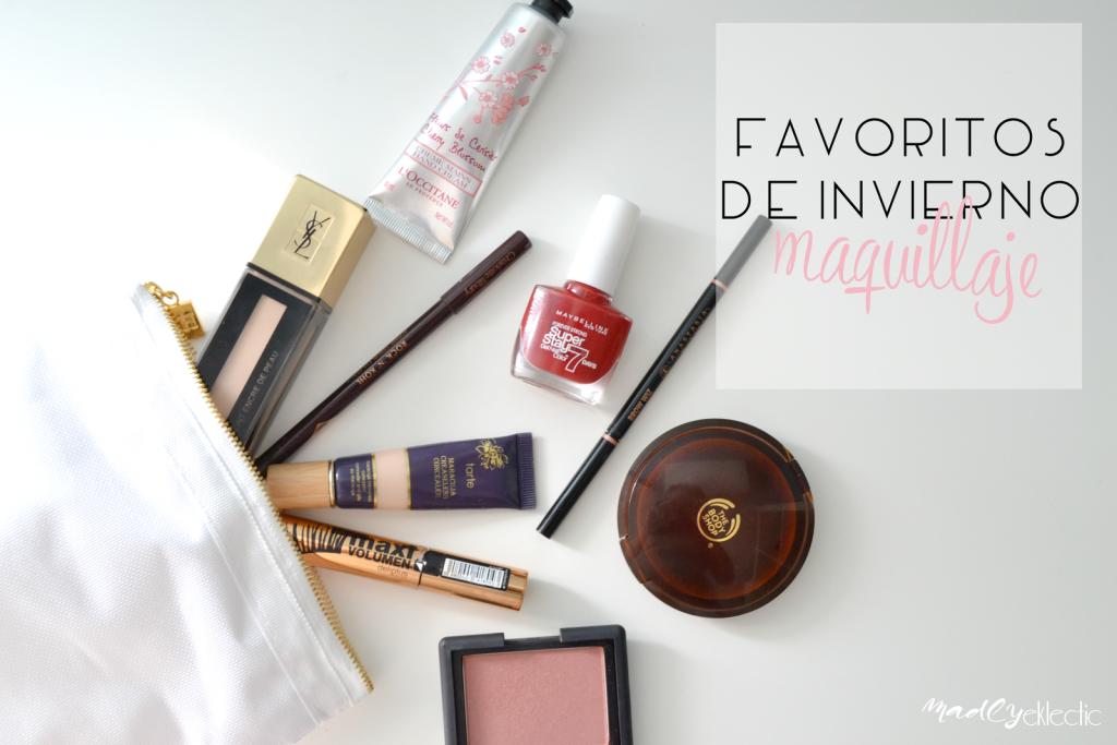 Favoritos de Invierno | Maquillaje