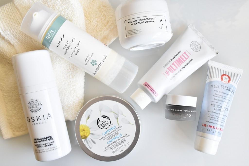 Tips para una buena limpieza facial
