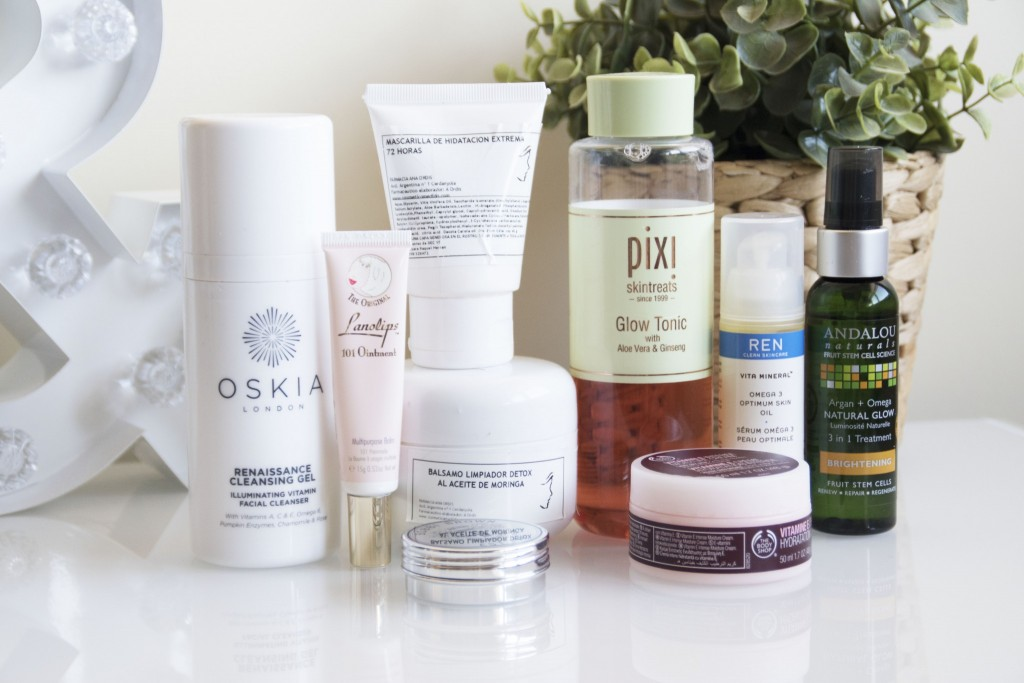 Favoritos de Otoño| Skincare