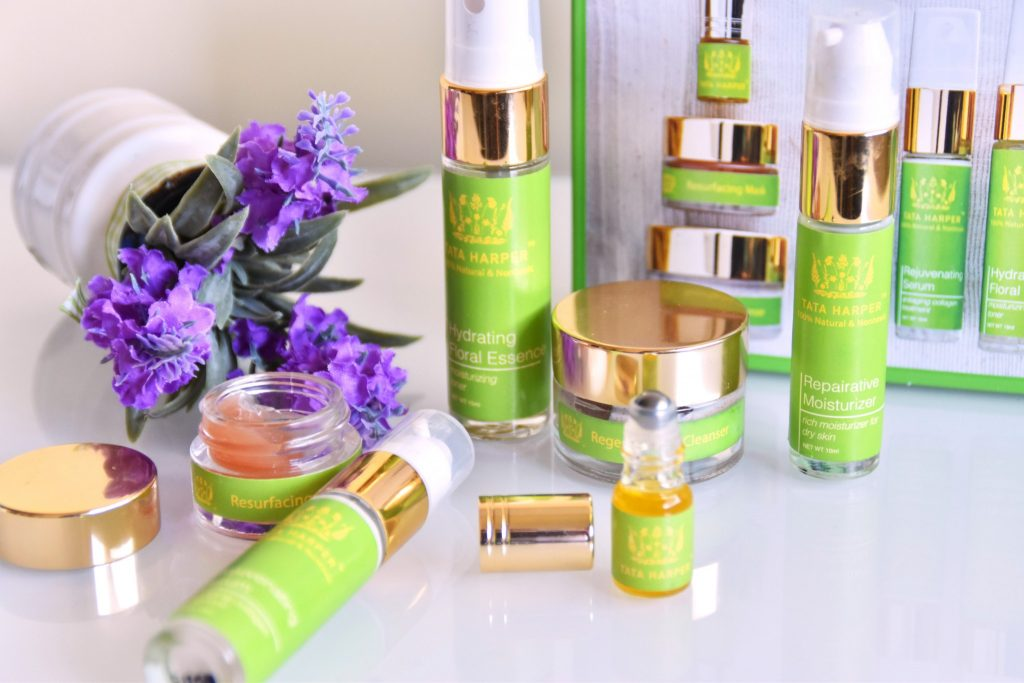 Tata Harper, cosmética orgánica y natural
