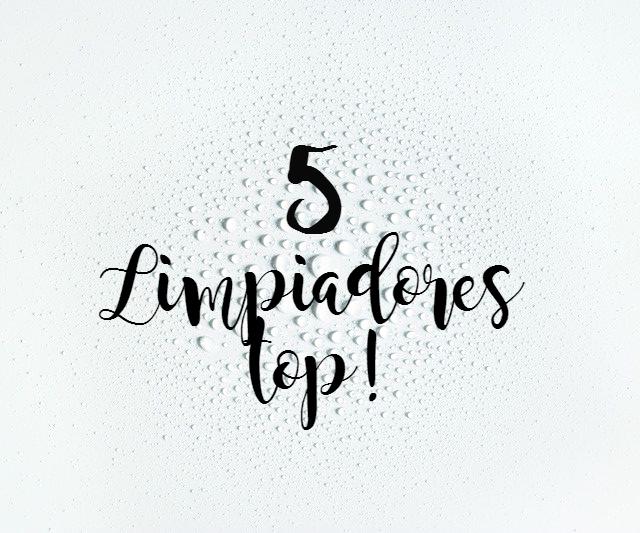 5 limpiadores faciales Top | Mis recomendaciones
