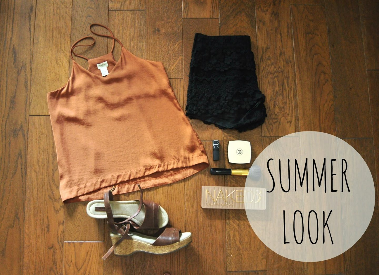 Touch of sun outfit