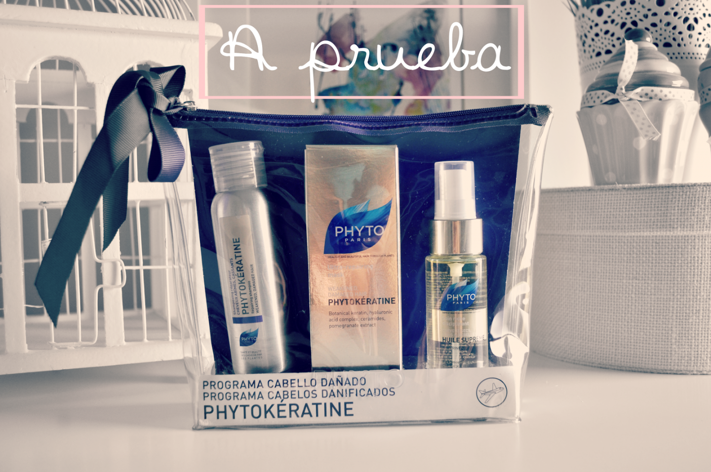 Kit Phytokeratine de Phyto Paris