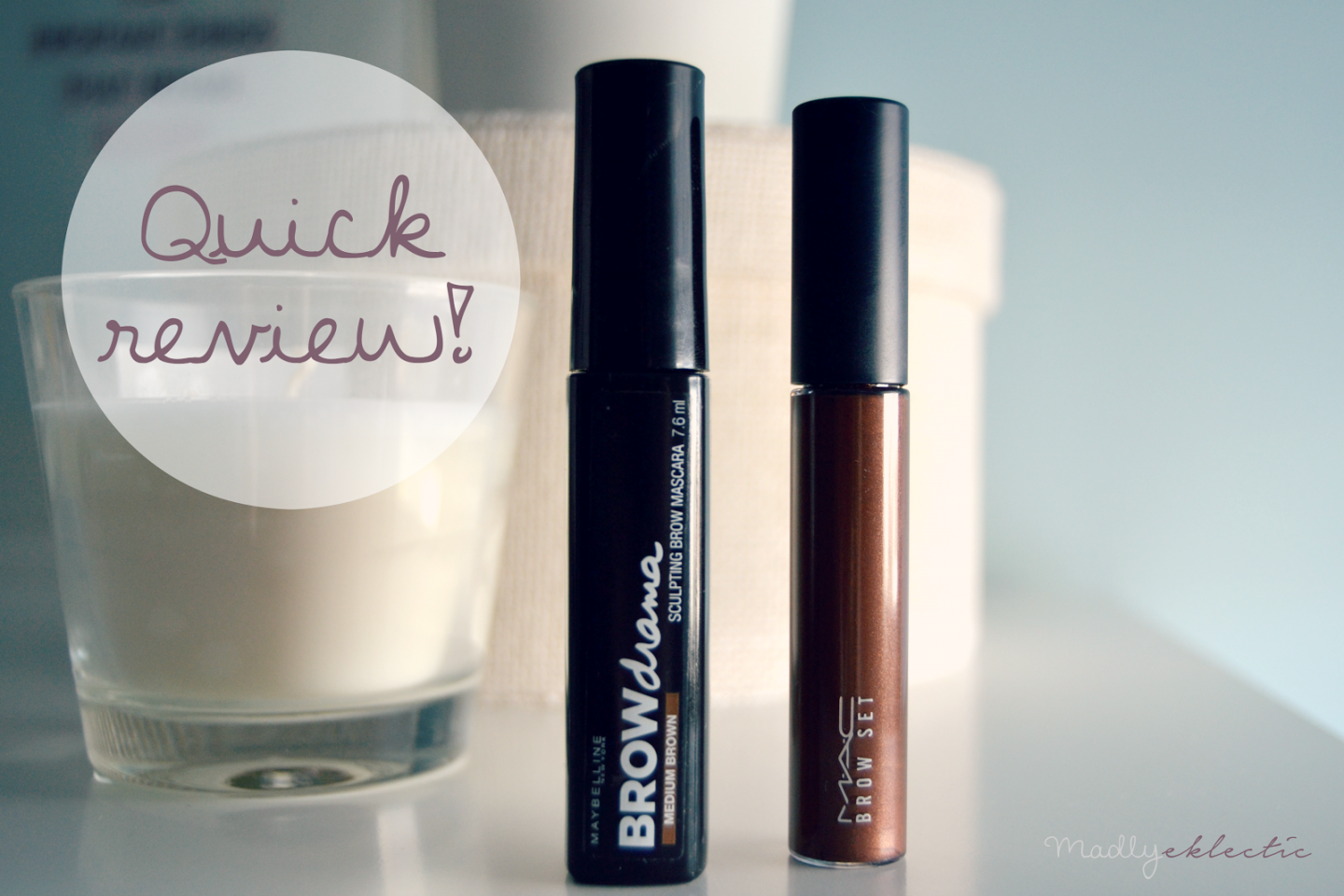 Quick review!! Hablemos de cejas…