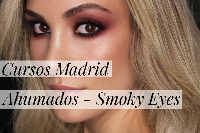 Curso Smokey eyes con Makeupzone