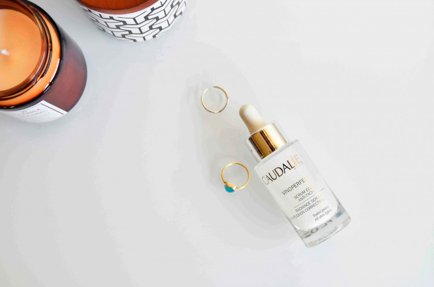 Serum Vinoperfect de Caudalie | Review