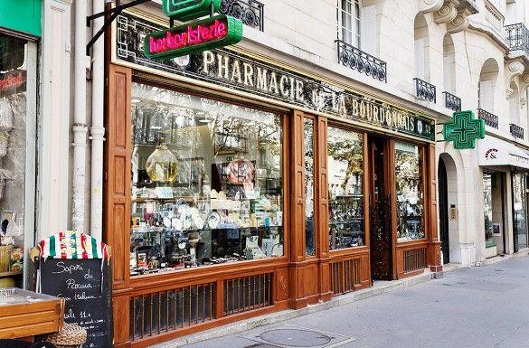 French Pharmacie Favs