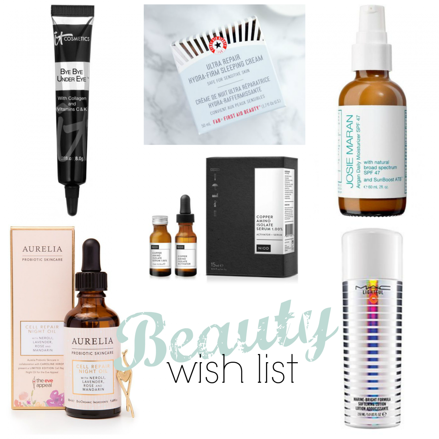 Beauty Wish List II