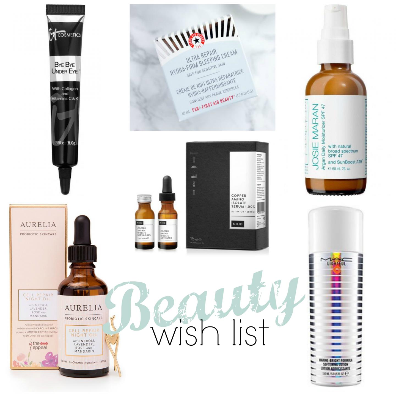 Beauty Wish List II
