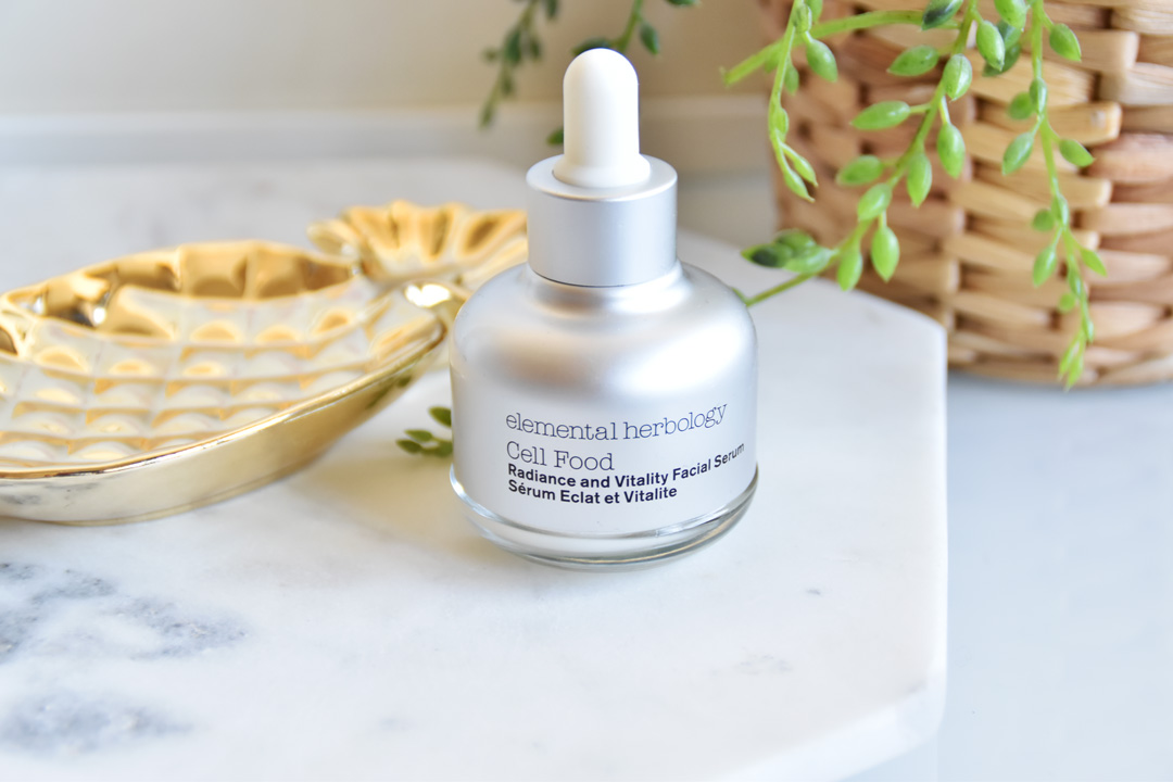 Radiance serum Cell Nourish Elemental Herbology